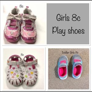 Other - Girls 7/8 Play Shoes